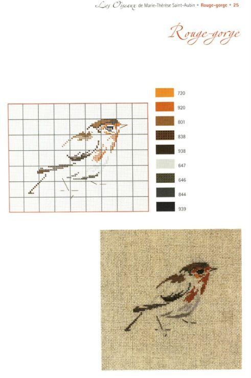 Gallery.ru / Фото #25 - Les Oiseaux - Orlanda