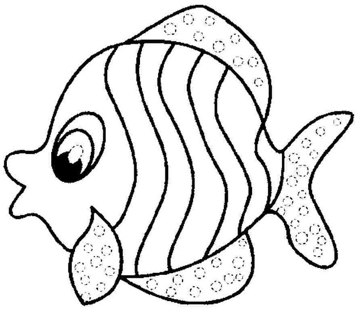 Animal Fish Coloring Pages Printable September ActivitiesTeacher Appreciation WeekDoodle