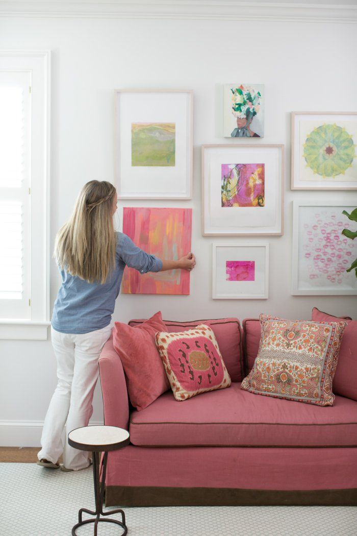 ... Machen Pinterestissä  Selber Machen Ideen,Kreative Wandgestaltung ja
