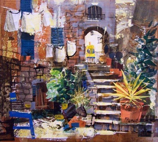 Hillier Gallery | Contemporary Fine Art Gallery | Artists | Mike Bernard