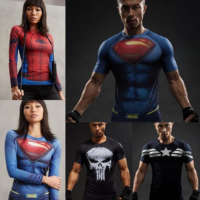 Gym Superheroes Superhero Gym Wear 50 Off Megasale Worldwide Shipping Shop Now By Simply Clicking The Superhero No Equipment Workout Fitness