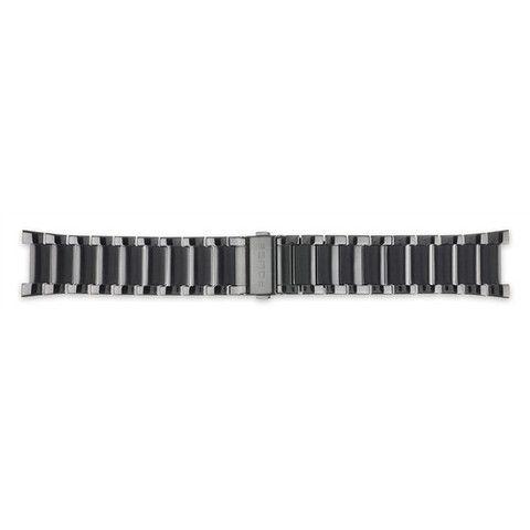 Police Watch Bracelet Black  for 12744JRSBR/61M