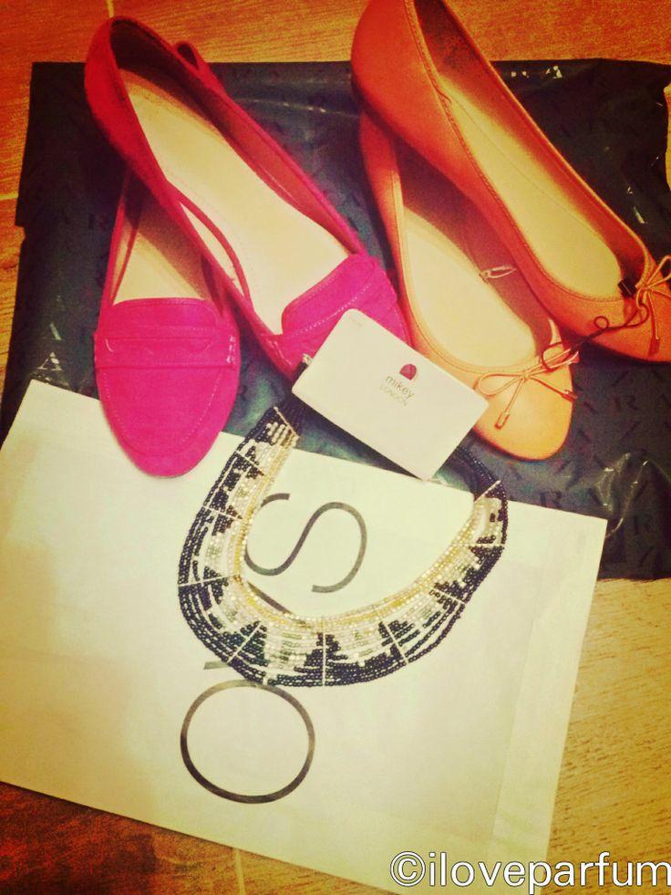 #shopping #ZARA #OVS #handmade #outfit http://iloveparfum.altervista.org/
