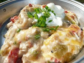 Everyday Dutch Oven: Camping Vittles dude ranch chicken