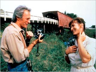 Clint Eastwood and Meryl Streep - The Bridges of Madison County