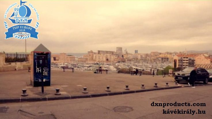 Fourth day: Marseille, France, DXN Europe Travel Seminar Incentive Progr...