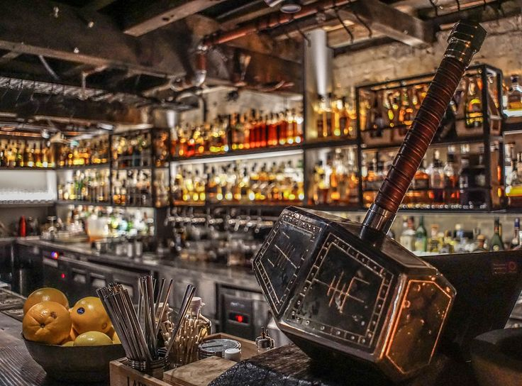 Mjølner is one of my favourite restaurant/bars of 2017. The attention to detail and love the owners have put into this venue makes it all the more special and if you love whiskey then there is no better place for you in Sydney. I will return for more of this Viking splendour. Skal! http://spooningaustralia.com/mjolner-is-my-culinary-valhalla/