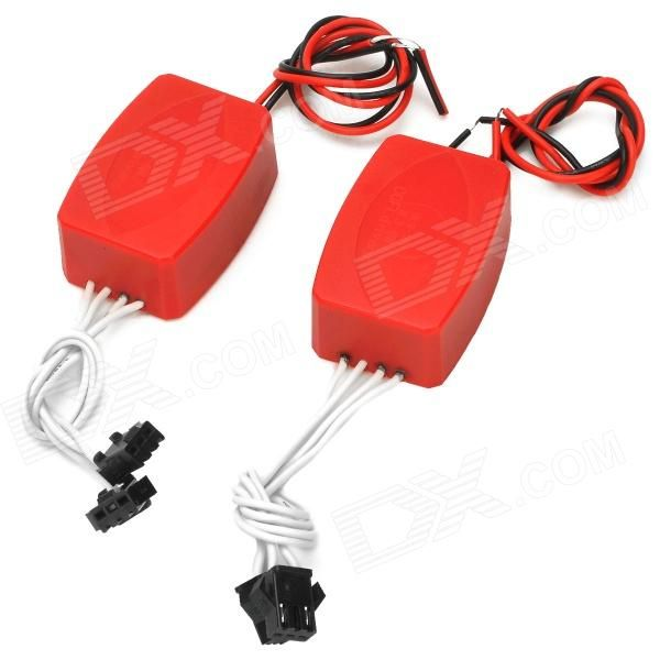 Brand: NO; Quantity: 2 piece(s); Color: Red; Function: To light up angle's eyes lamp on car; Power Supply: 12V; Packing List: 2 x CCFL power adapter (40cm cable); http://j.mp/1naWmfN