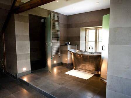 Bathroom in Axnoller House