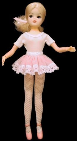 Ballerina Sindy Doll. I think I actually squealed with delight when I opened up this prezzie off my Grandad (did he really go out and buy it I wonder???) one Christmas. LOVED my Sindys. I decided to collect a load recently to recapture my youth. Hooray for ebay!