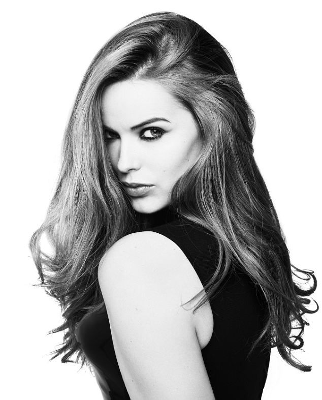 Plus-size model Robyn Lawley is one of the Milk Management stars to feature in Rankin's new campaign for the agency