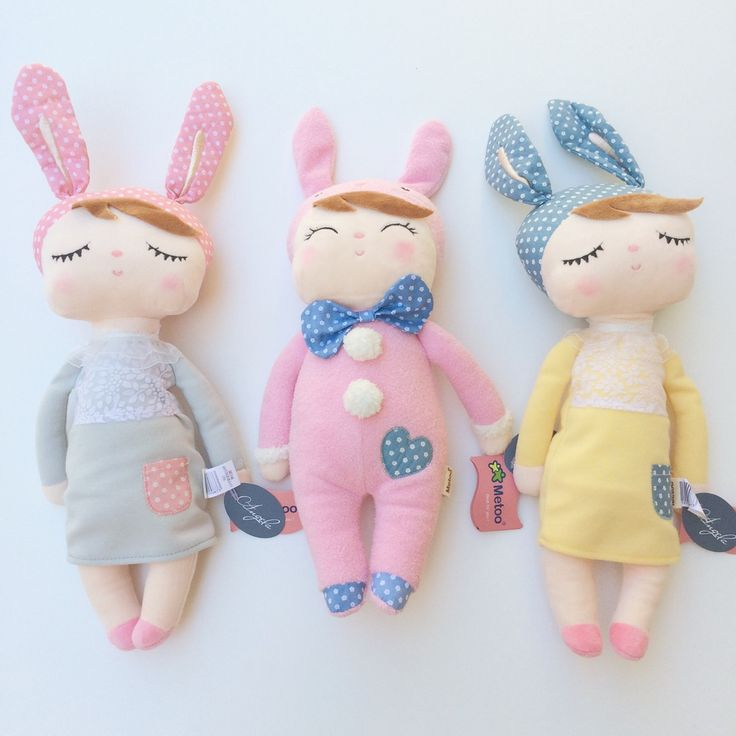 Image of Sleepytime Metoo   Plush Doll  
