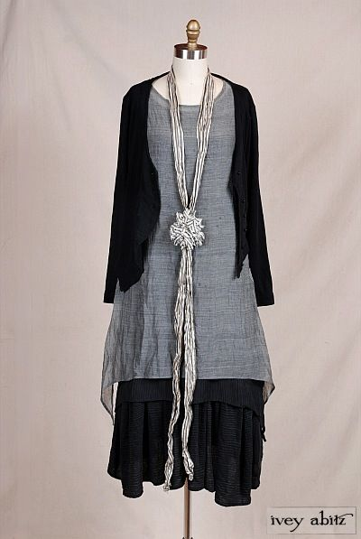 Fall 2 2012 Look No. 2   Vintage Inspired Women's Clothing - Ivey Abitz