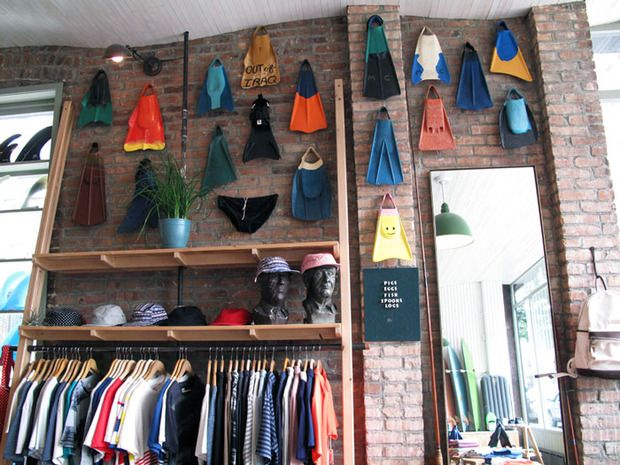 Pilgrim Surf + Supply  Artists, surfers, and beach bums unite at new Brooklyn surf shop