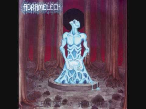 ADRAMELECH - Spring of Recovery ◾ (EP 1992, Finnish death metal)