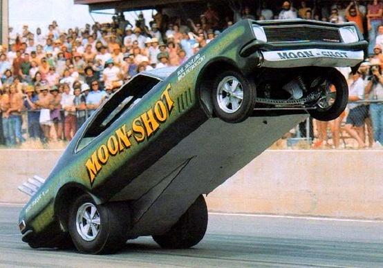 39 MoonShot 39 Aussie Holden Monaro