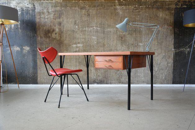 casala schultisch schreibtisch orig 70 er vintage d nisches design produkte und kopenhagener. Black Bedroom Furniture Sets. Home Design Ideas