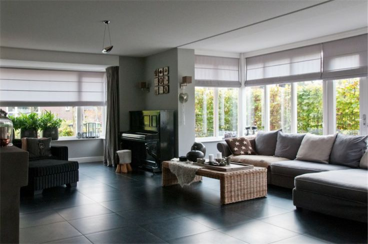 Woonkamer Inrichten Romantisch : landelijke woonkamer ...