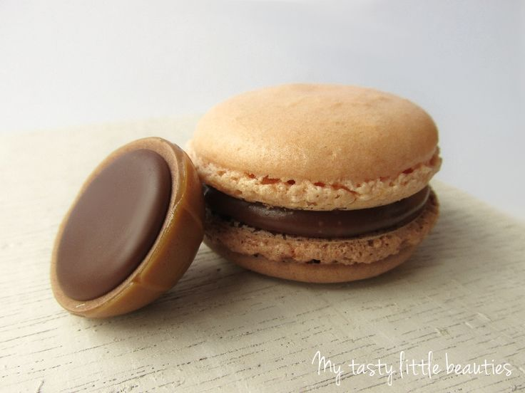 Toffifee Macarons – Tofferons | Meine leckeren kleinen Schönheiten