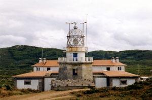 Faro de Estaca de Bares. Galicia / Spain