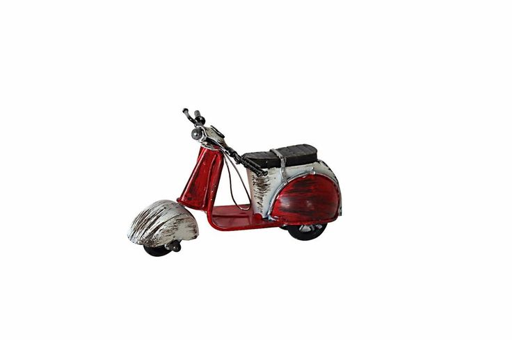Vintage Mini Metal Scooter Yricas Design AT1024