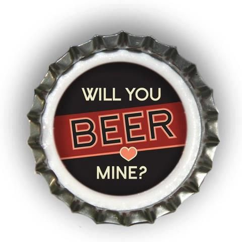 78 Best Images About Valentine S Day Beer Gifts On