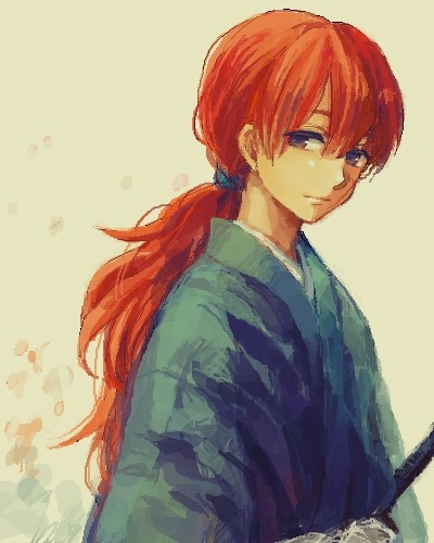 17 Best Images About RUROUNI KENSHIN On Pinterest