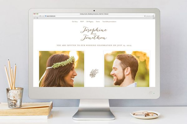 How to create your wedding website?   Your wedding is more than just a special day – it's a celebration of the love you've blossomed so far, and a commitment to the exciting years ahead. Sharing this adventure with the people who matter to you most throughout a wedding website can be a great and convenient idea....