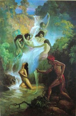 Basoeki Abdullah - Jaka Tarub