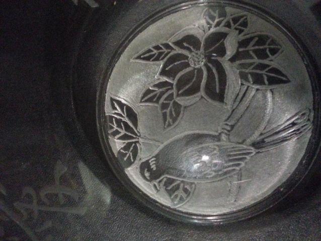 гравюра на стекле / Прочие виды рукоделия / Другие виды рукоделия