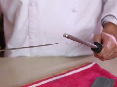 Cómo afilar un cuchillo -- vía es.wikiHow.com