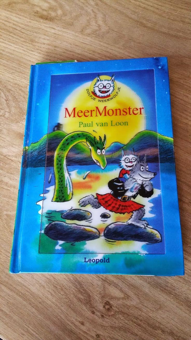 Lees dan!: Meermonster - Paul van Loon
