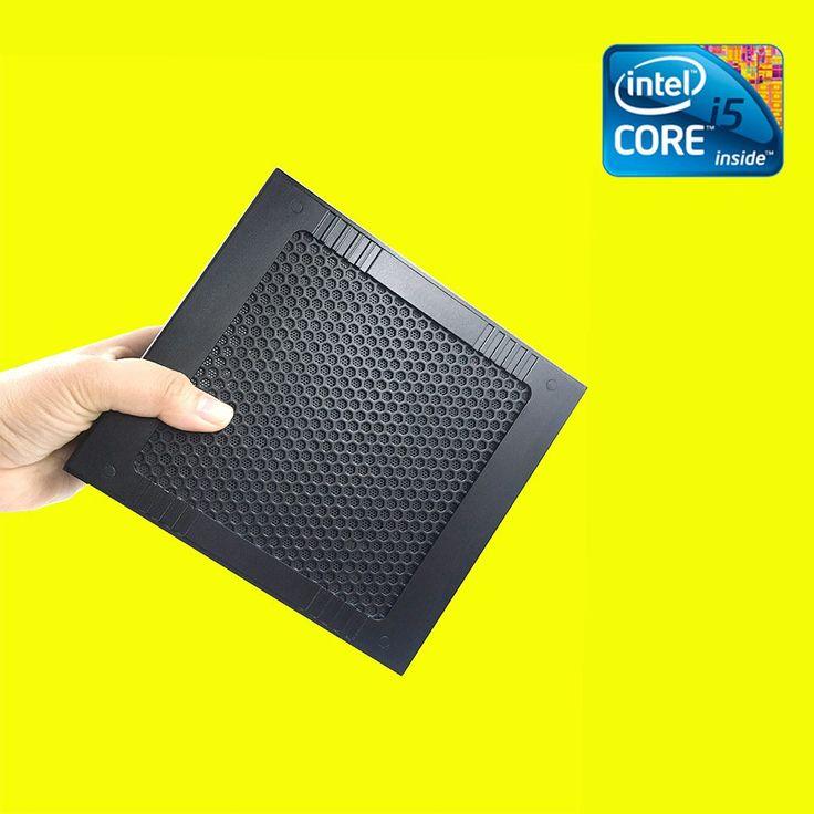 ICELEMON Mini pc With Intel Core i5 6500 3.6GHz, 65W, 4K HD Graphics 530 Display HTPC, Windows10 Pro Gaming computer, USB 3.0 //Price: $0.00//     #onlineshop