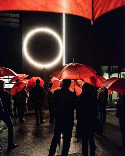 iGuzzini Underscore InOut long term interrogation into the Architecture. www.ladgroup.com.au