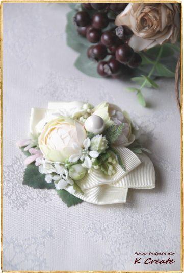 イメージ2 - 夏のおリボンアクセサリーetc.の画像 - sepia 彩 no 花 creation - Yahoo!ブログ