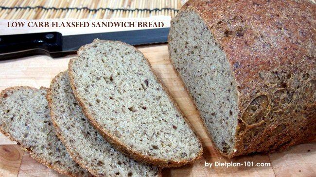 low carb bread machine recipe almond flour