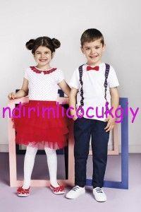 LCW 23 Nisana özel çocuk giysileri