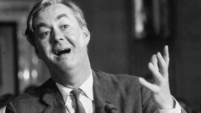 """Everyone is entitled to their own opinion, but not their own facts.""    — Daniel Patrick Moynihan,"