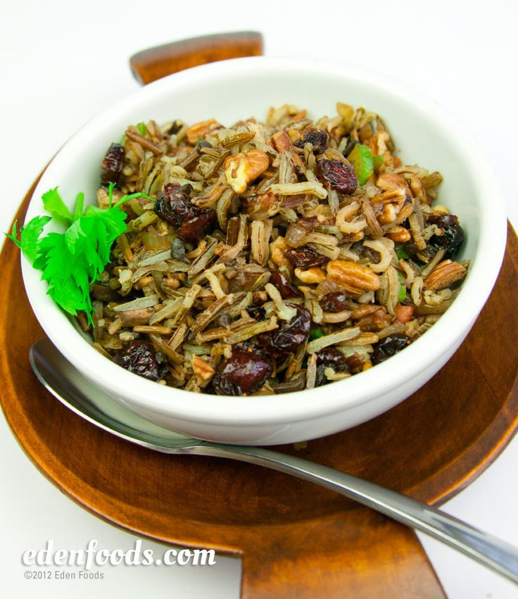 Wild Rice Stuffing | Decor | Pinterest