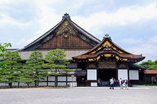 Nijo Castle. Kyoto, Japan.