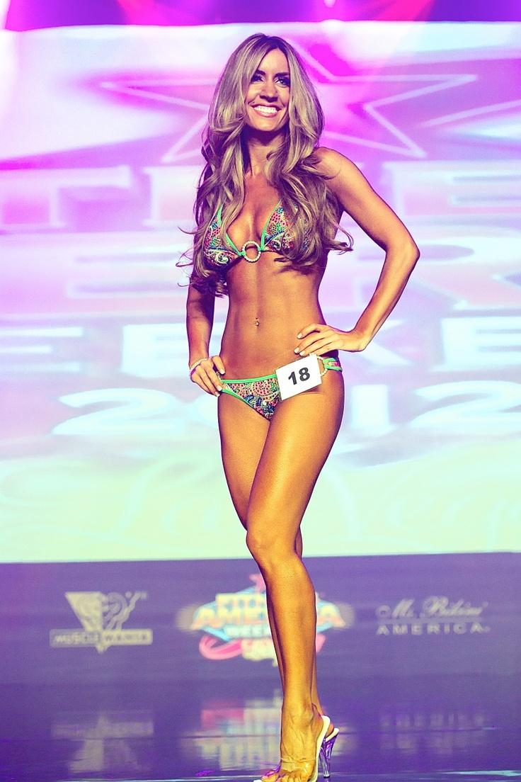 Recent bikini contest pics