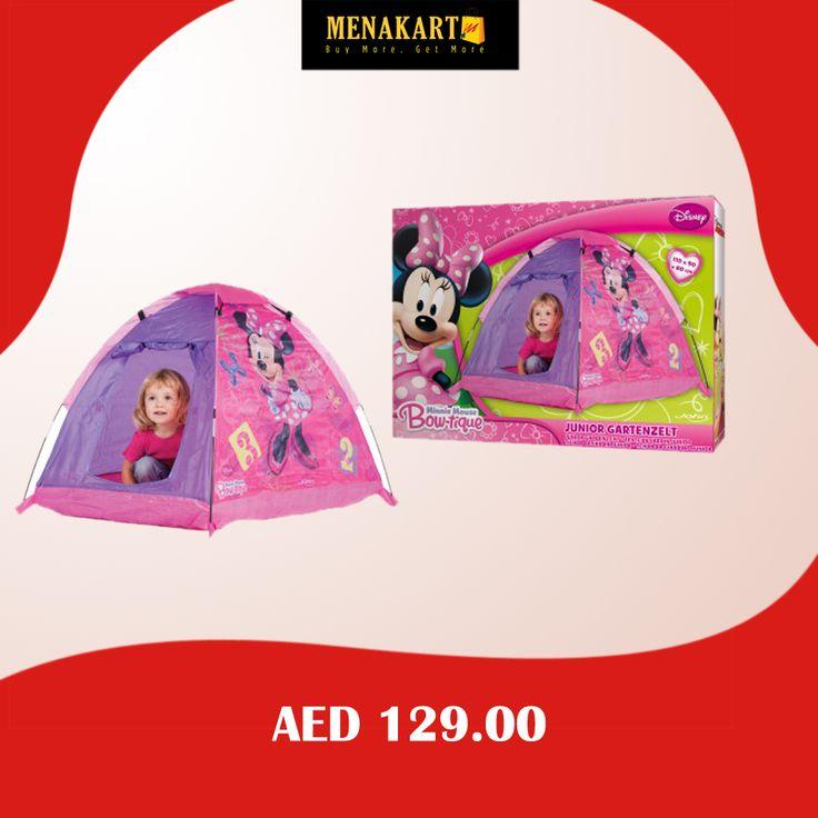John - Junior Garden Tent Minnie, In Display (71101)  #Frozen #Tent #Kids #online #shopping #Menakart #OutdoorPlay