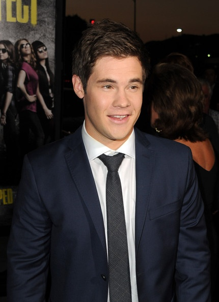 Adam Devine at the pitch perfect premier!
