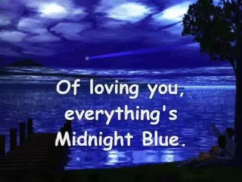 Midnight Blue - ELO (lyrics)  Haven't heard this ELO song before... beautiful. :))