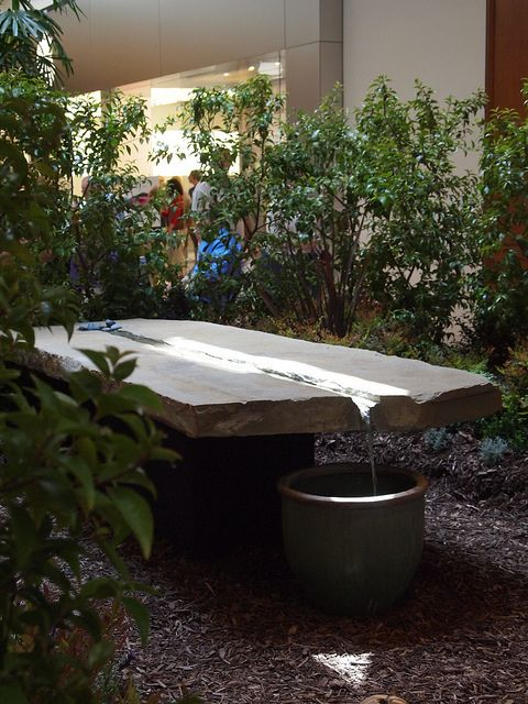 Healing Waters Design Garden By Dewelch Via Flickr From