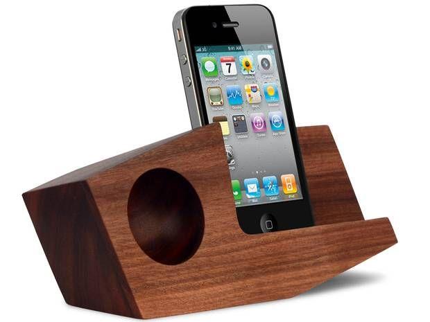 Image Result For Diy Iphone Amplifier Wooda