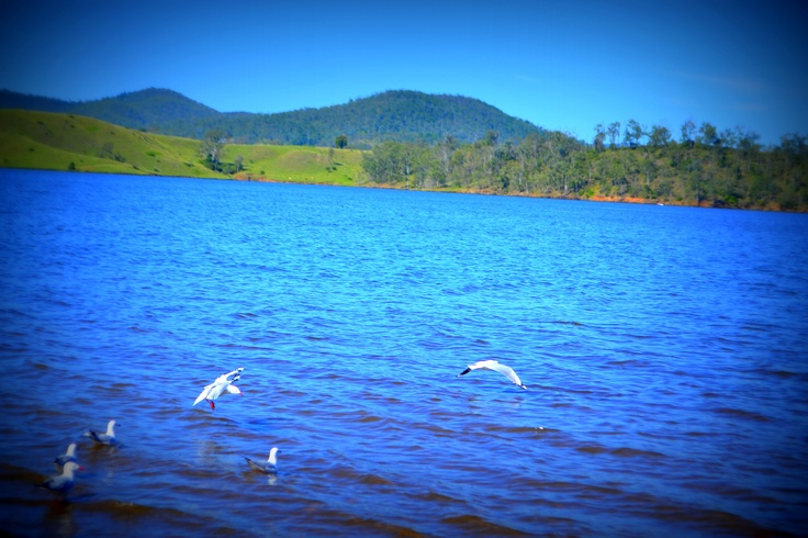 somerset dam,brisbane