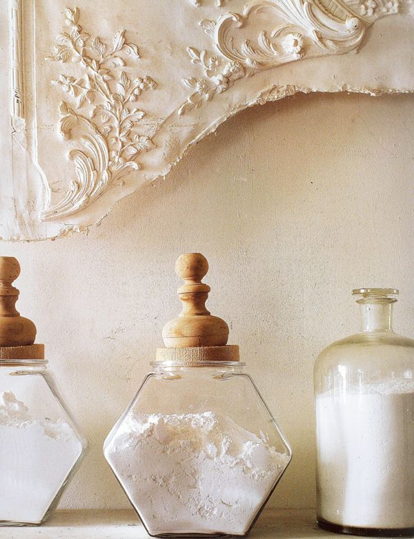 *: Glasses Container, Country Bathroom, Bath Salts, Kitchens Ideas, Storage Jars, Glasses Jars, French Country Kitchens, French Kitchens, Storage Container