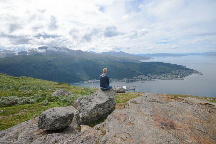 Etape 4 : De la Suède à la Norvège  #narvik #narvikfjellet