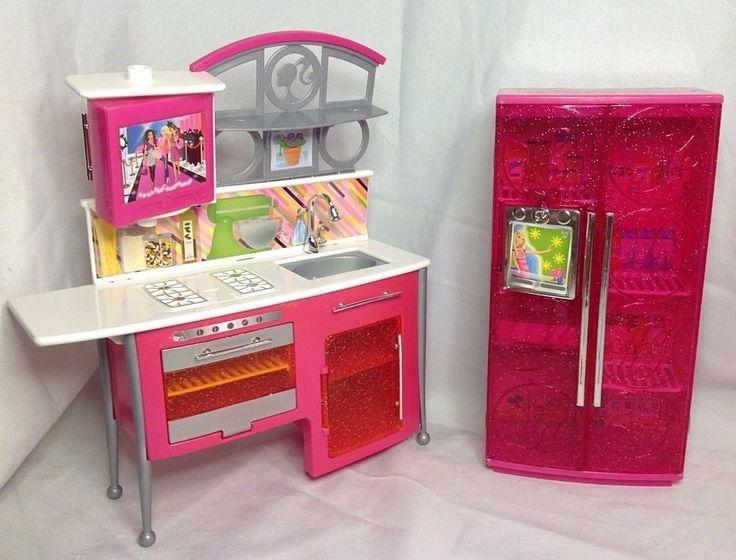 25 Best Ideas About Barbie Kitchen On Pinterest Barbie